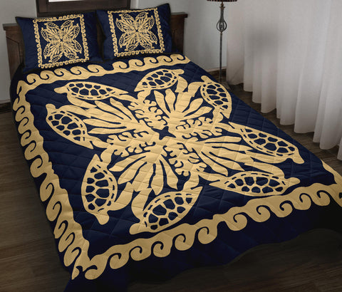 Hawaii Quilt Bed Set