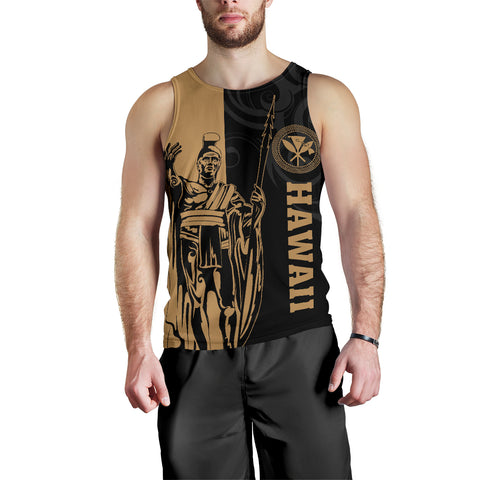 Image of Hawaii Men's Tank Top