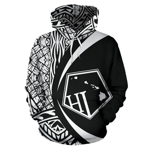 Image of Hawaii Polynesian Tribal Hoodie