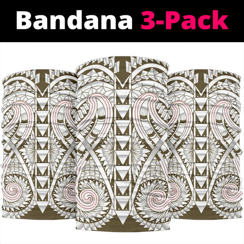Hawaii Bandana 3-Pack