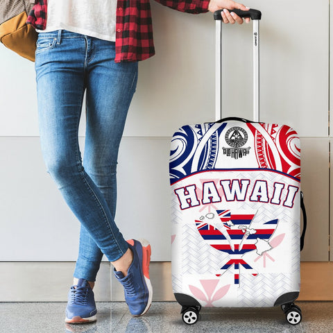 Image of Hawaii Luggage Cover