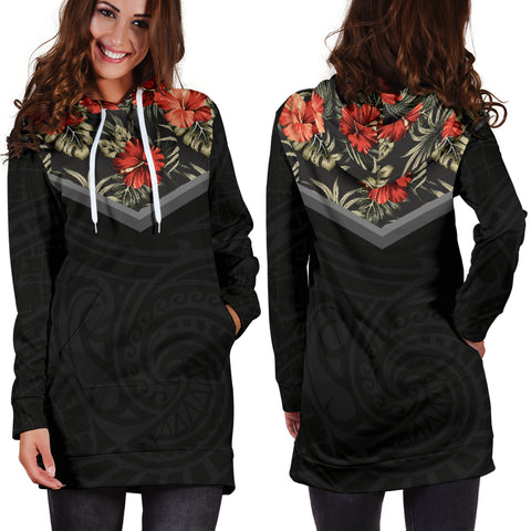 Hawaii Hoodie Dress