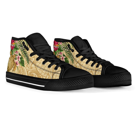 Image of Hawaii High Top Shoes