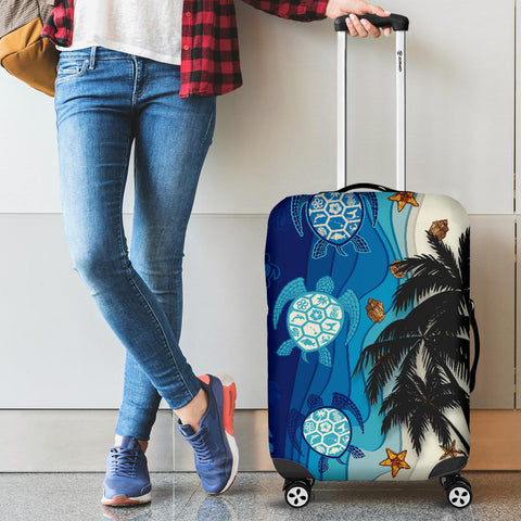 Hawaiian Luggage Covers