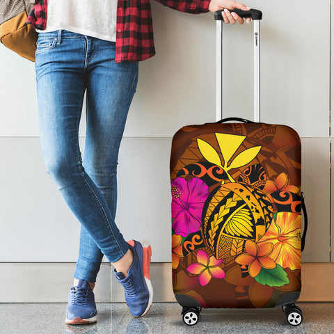 Hawaii Luggage Covers