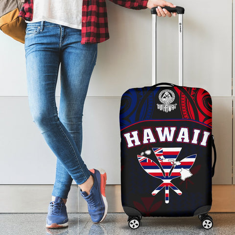 Image of Hawaii Luggage Covers
