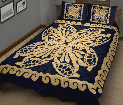 Hawaiian Bed Set