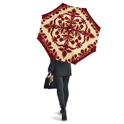 Hawaiian Quilt Royal Umbrella - AH - J1 - Alohawaii