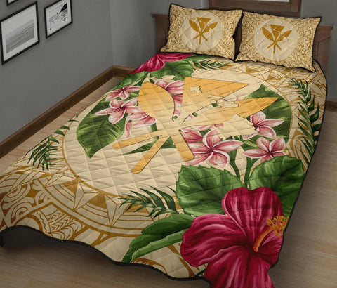 Image of Hawaii Quilt Bed Set