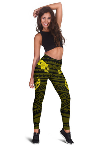 Image of Hawaiian Leggings