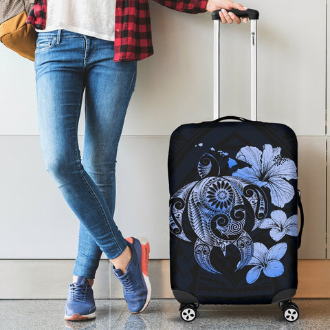 Hawaii Luggage Cover