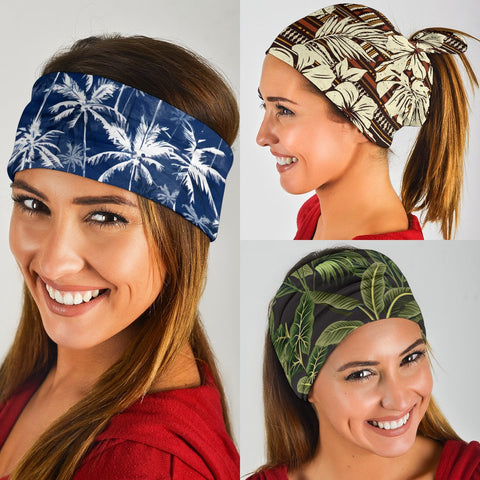 Hawaiian Tropical Set Bandana 3-Pack J0 - Alohawaii