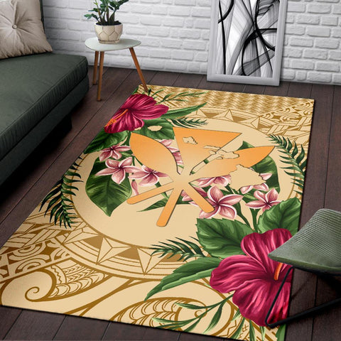 Hawaiian Rug