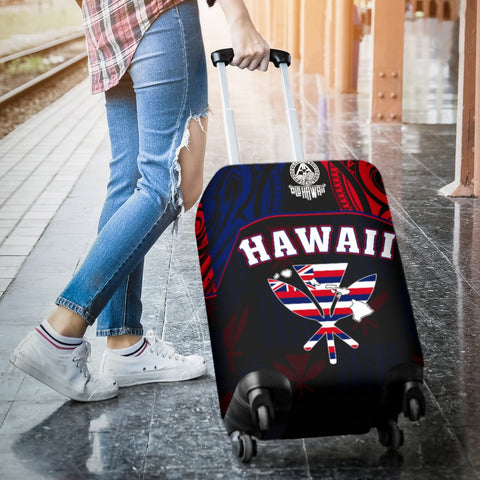 Hawaiian Luggage Cover