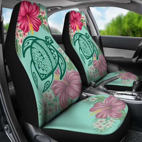Hawaiian Car Set Cover