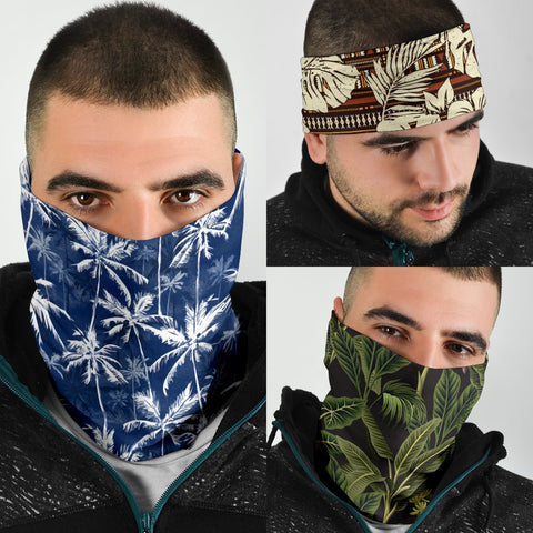 Image of Hawaiian Tropical Set Bandana 3-Pack J0 - Alohawaii