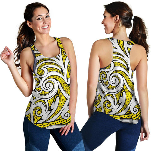 Hawaii Women's Racerback - AH