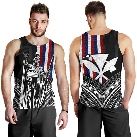 Hawaiian Men's Tank Top