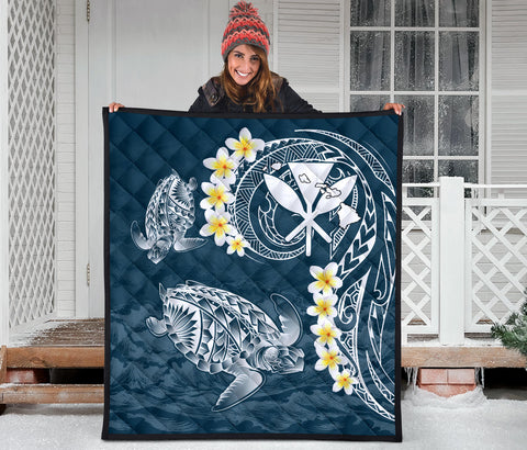 Image of Hawaiian Premium Quilt