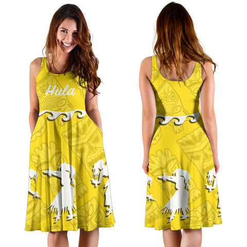 Yellow Women's Dress