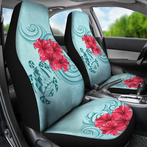 Image of Hawaiian Car Seat Cover