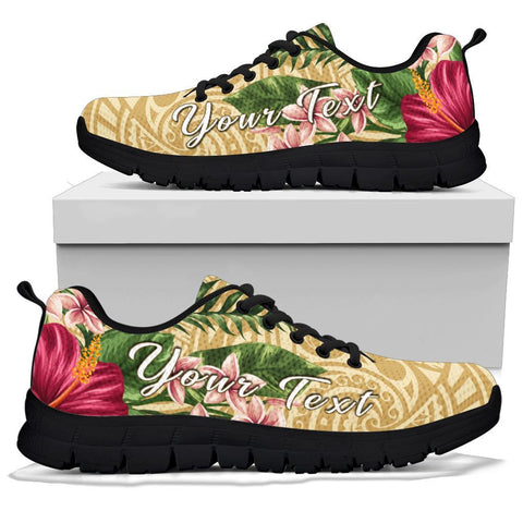 Hawaiian Sneakers
