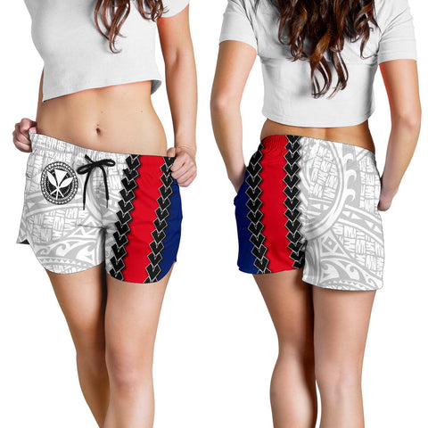 Hawaiian Women's Shorts