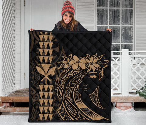 Image of Hawaii Premium Quilt