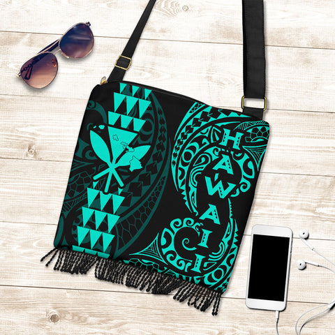 Hawaiian Crossbody Boho Handbag