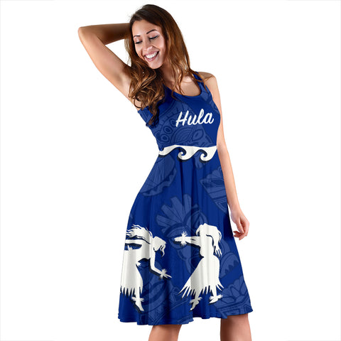 Hula Girls Dance Dress