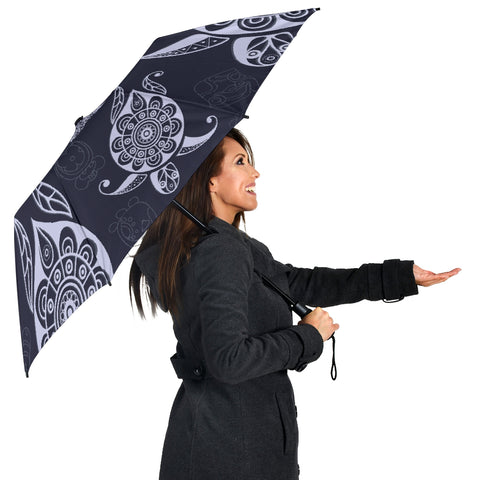Turtle Pattern Wonderfull Umbrella - AH - J1 - Alohawaii
