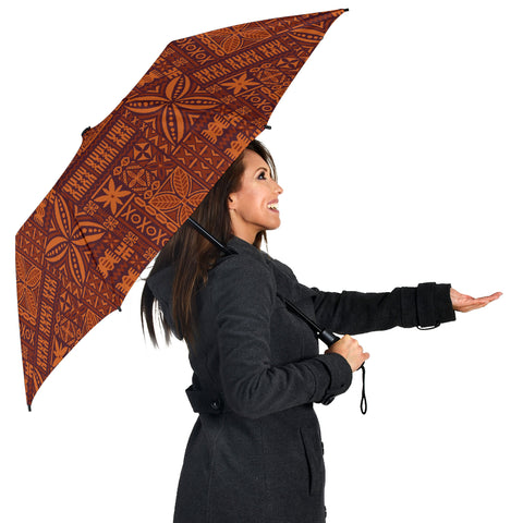 Image of Hawaii Kapa Umbrella - AH - J1 - Alohawaii