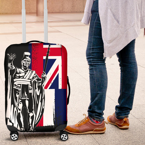 Hawaii King Flag Luggage Covers - J4 - Alohawaii
