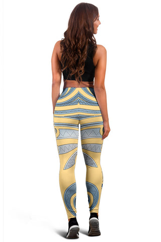 Hawaii Fish Polynesian Women's Leggings