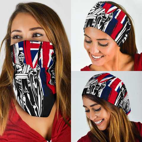 Hawaii King Flag Bandana 3-Pack - AH - J4 - Alohawaii