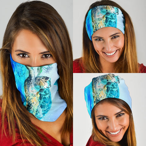 Image of Hawaii Sea Turtle Bandana 3-Pack - AH - J5 - Alohawaii