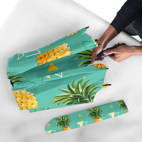 Pineapple Morden Umbrella - AH - J1 - Alohawaii
