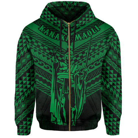 Image of Hawaii Zipper Hoodie