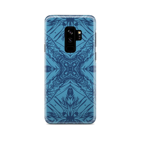 Image of Polynesian Phone Case Blue - AH - J1 - Alohawaii