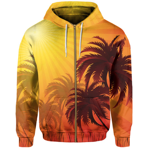 Image of Hawaii Hoodie (Zip-up)