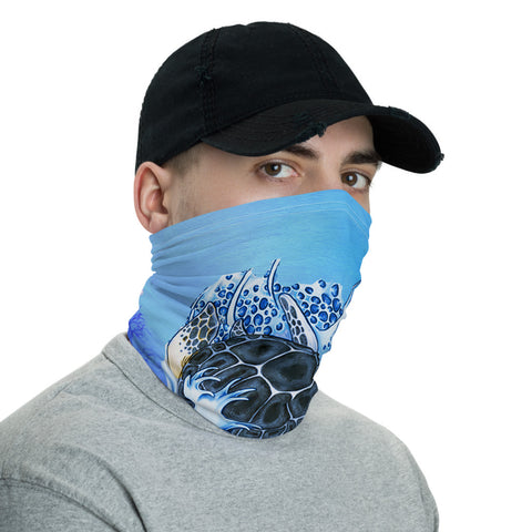 Hawaiian Bandana - Turtle Cool Neck Gaiter - AH - J1 - Alohawaii