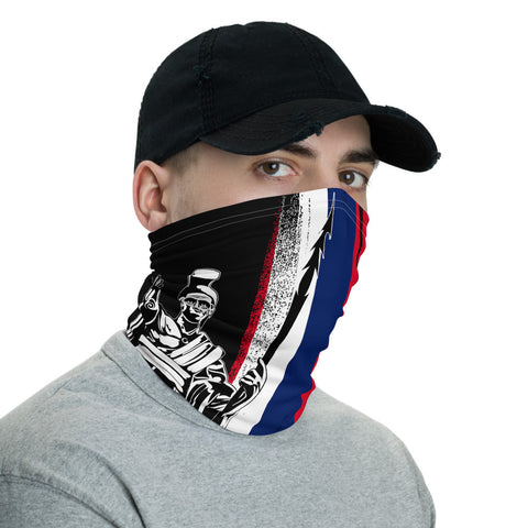 Hawaii King Flag Neck Gaiter  - AH - J4 - Alohawaii