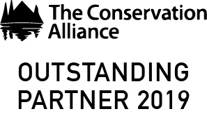 The Conservation Alliance — Outstanding Partner 2019
