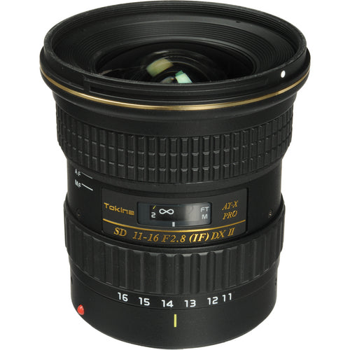 Tokina 11-16mm f/2.8 II for Canon