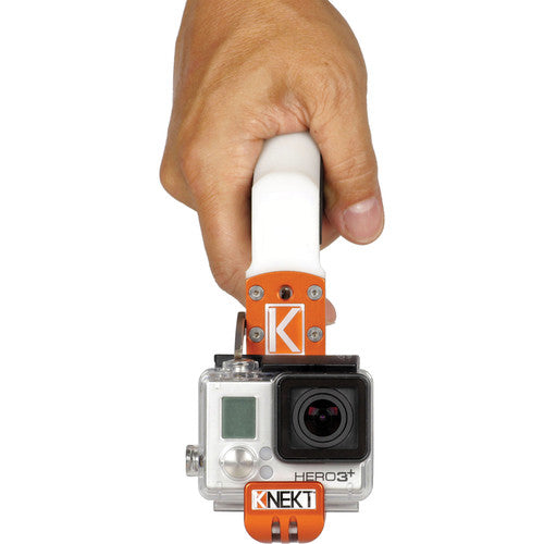 KNEKT Low Angle Trigger Handle for GoPro HERO3, HERO3+, and HERO4