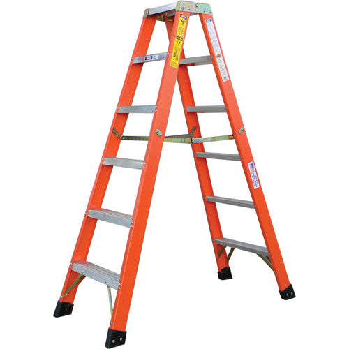 Double Sided Ladder - 6' (1.8m)