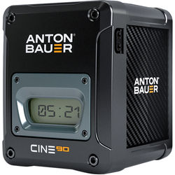 Anton Bauer CINE 90 Gold Mount Battery (90Wh)