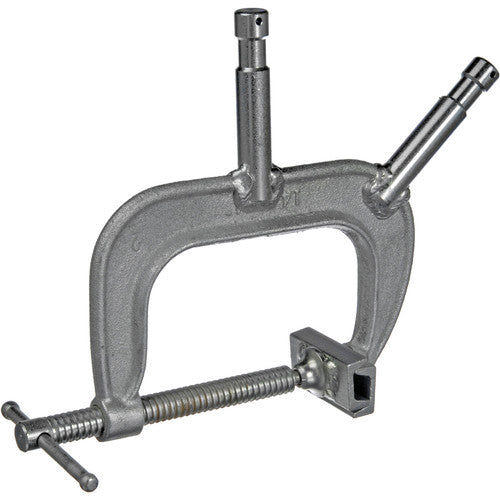 C-Clamp with 2- Baby Pins - 4