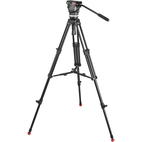 Sachtler System Ace Fluid Head and Tripod