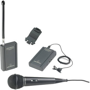 Audio-Technica Wireless Handheld Mic Kit